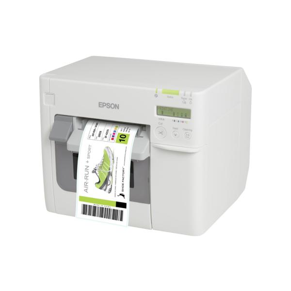 Epson Etikettendrucker Colorworks C3500