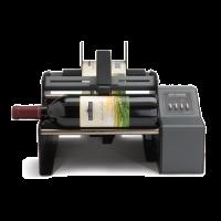 AP362e Flaschenetikettierer für Vorder- und Rückseiten-Etiketten