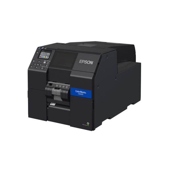 Epson ColorWorks C6000Pe, Peeler