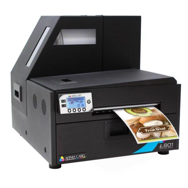 Afinia L801 Etikettendrucker mit Memjet Technologie