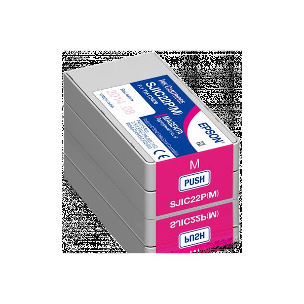 Epson ColorWorks C3500 Tintenpatrone (Magenta)