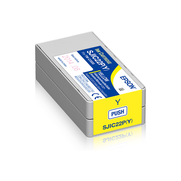 Epson ColorWorks C3500 Tintenpatrone (Gelb)