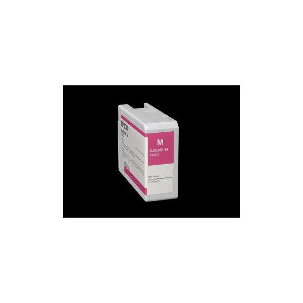 Epson ColorWorks C6000/C6500 Tintenparone (magenta)