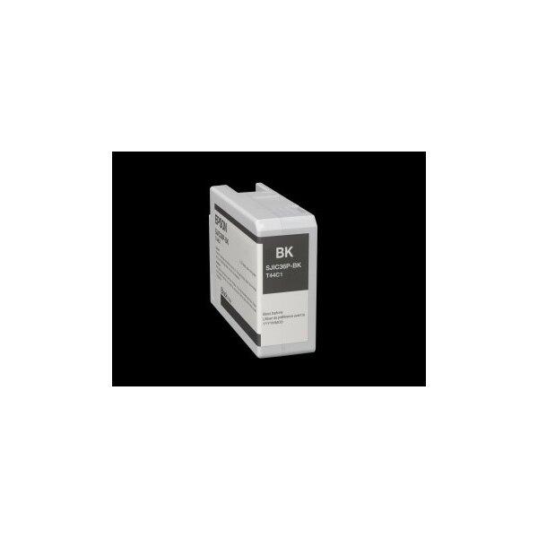 Epson ColorWorks C6000/C6500 Tintenparone (Schwarz)