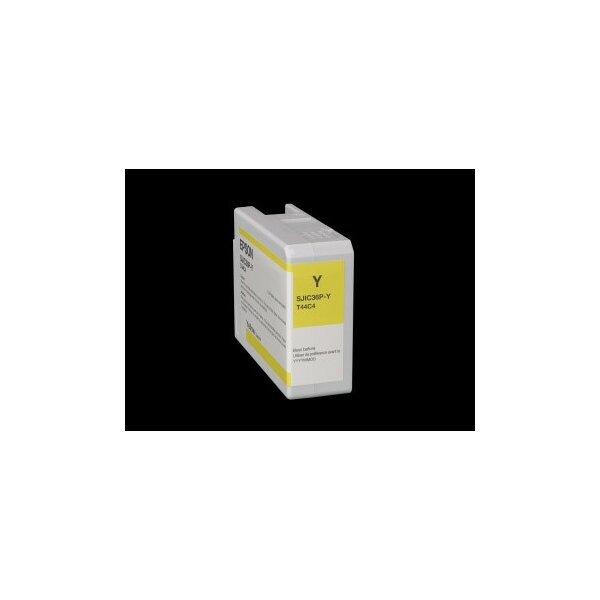 Epson ColorWorks C6000/C6500 Tintenparone (Gelb)