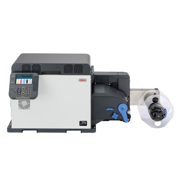Pro1050 5-farb Etikettendrucker mit weißem Toner