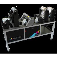 AFINIA DLF 220L Digitales Etiketten Finishing System mit Laminiereinheit