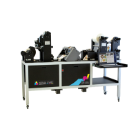 AFINIA DLF-350 Digitales Etiketten Finishing System