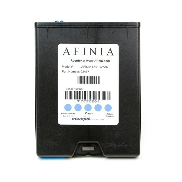 Afinia L801 CyanTintenpatrone