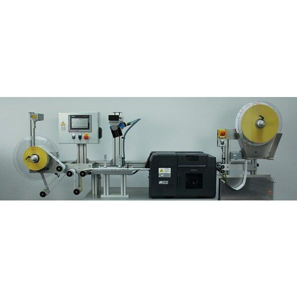 C7500 Jumbo Roll UpWinder und Rewinder
