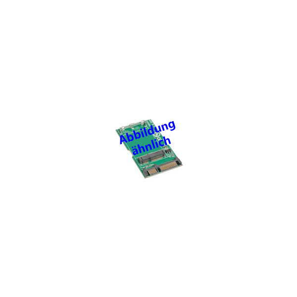 Adapter for microSATA Harddisks