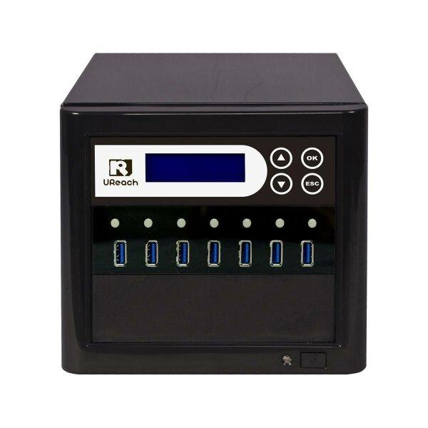 USB 3.1 USB-Kopierertower  / SuperSpeed+ Kopierertower 8 x USB3.1