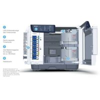 EPSON Disc Producer PP-100III - CD / DVD Publisher mit 2...