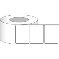 "Papier Semi Gloss Etikett 4x3"" (10,16 x 7,62 cm) 850 Etiketten pro Rolle 3""Kern"