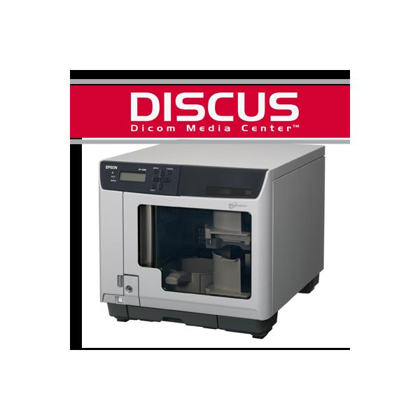 DISCUS DICOM MEDIA CENTER - DMC4300