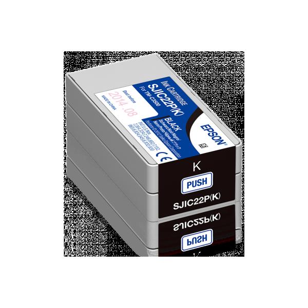 Epson ColorWorks C3500 Tintenpatrone (Schwarz)