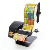 LD6050 - Etikettenspender löst und befördert...