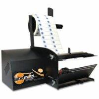 LDX6025 - Etikettenspender löst breite und kurze...