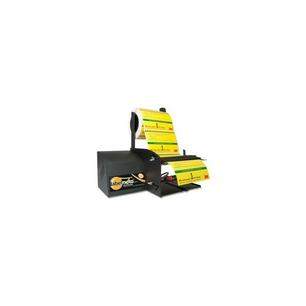 LDX6100 - Etikettenspender löst und befördert automatisch Etiketten und Stanzteile