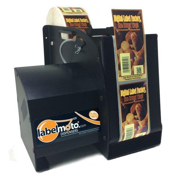 LD8050 - Etikettenspender, löst lange, verpackungsähnliche Etiketten und Stanzteile