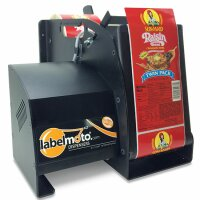 LD8100 - Etikettenspender, löst lange Etiketten und...