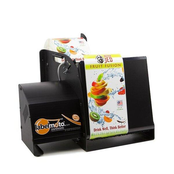 LDX8025 - Etikettenspender, löst lange, breite Etiketten und Stanzteile