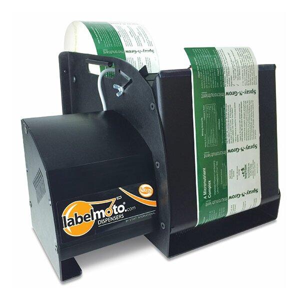 LDX8100 - Etikettenspender, löst lange, breite Etiketten und Stanzteile