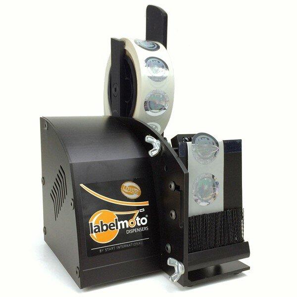 LD3500 - Etikettenspender, dispensiert kleine Etiketten