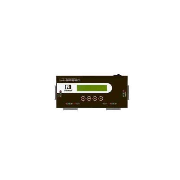 1:3 SATA HDD Duplicator Highspeed (Pro368)