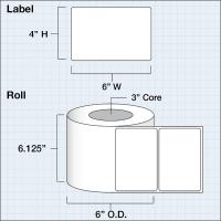 "Paper High Gloss 152 x 102 mm (6"" x 4"" ) 625..."
