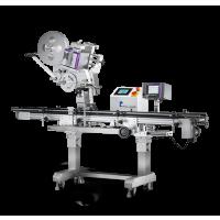 PL-211D Ober-Etikettiermaschine mit Verschlussetikettierung
