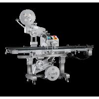 PL-221D Ober- & Untenseiten-Etikettiermaschine mit...