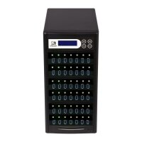 USB 3.1 USB-Kopierertower  / SuperSpeed+ Kopierertower 42...