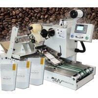 LAB510COF Etikettiermaschine für Kaffeebeutel und Teetüten
