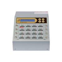 i9 Golden Serie SD & MicroSD Kopierstation 1-15 (SD916G)
