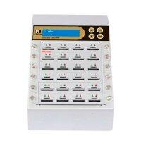 i9 Golden Serie SD & MicroSD Kopierstation 1-23 (SD924G)