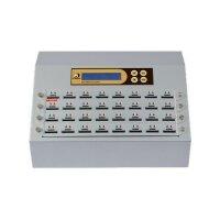 i9 Golden Serie SD & MicroSD Kopierstation 1-31 (SD932G)