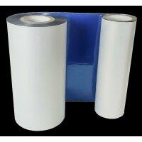 DTM TT Ribbon Metallic Blue 110 mm x 200 m