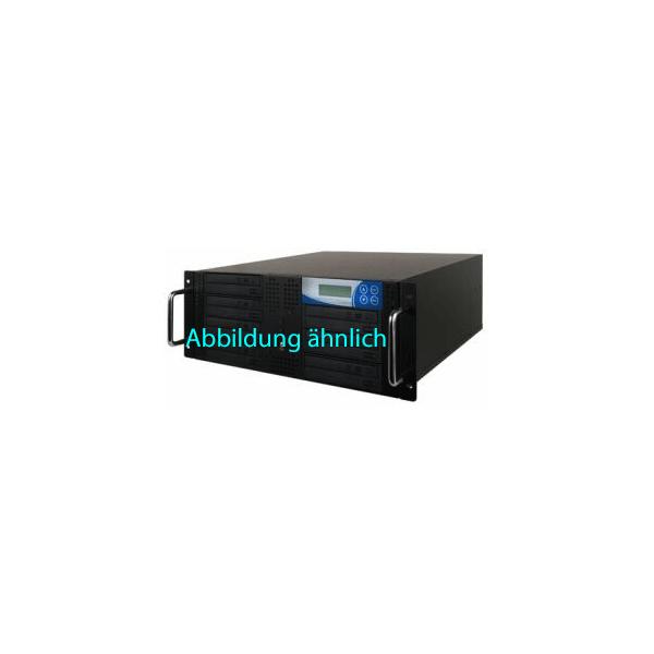 """RACK-MOUNT SD-Card Kopierer für die Montage in 19"""" Serverschränke"""