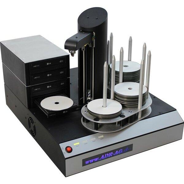 DVD Brennroboter - Hurricane - ohne Printer