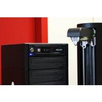 DVD Brennroboter - Hurricane EntryLevel mit Drucker HP Excellent V