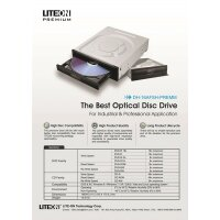 DVD Brennroboter - Hurricane mit Drucker HP Excellent V